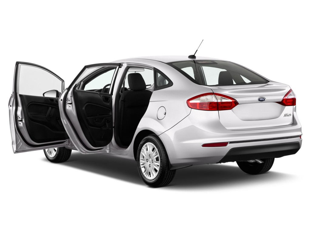 image 2016 ford fiesta 4 door sedan se open doors size 1024 x 768 type gif posted on june. Black Bedroom Furniture Sets. Home Design Ideas