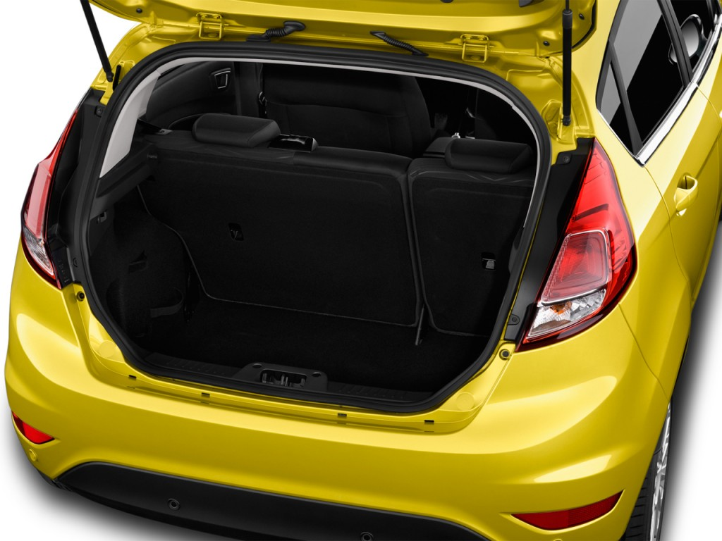 Image: 2016 Ford Fiesta 5dr HB S Trunk, size: 1024 x 768 ...