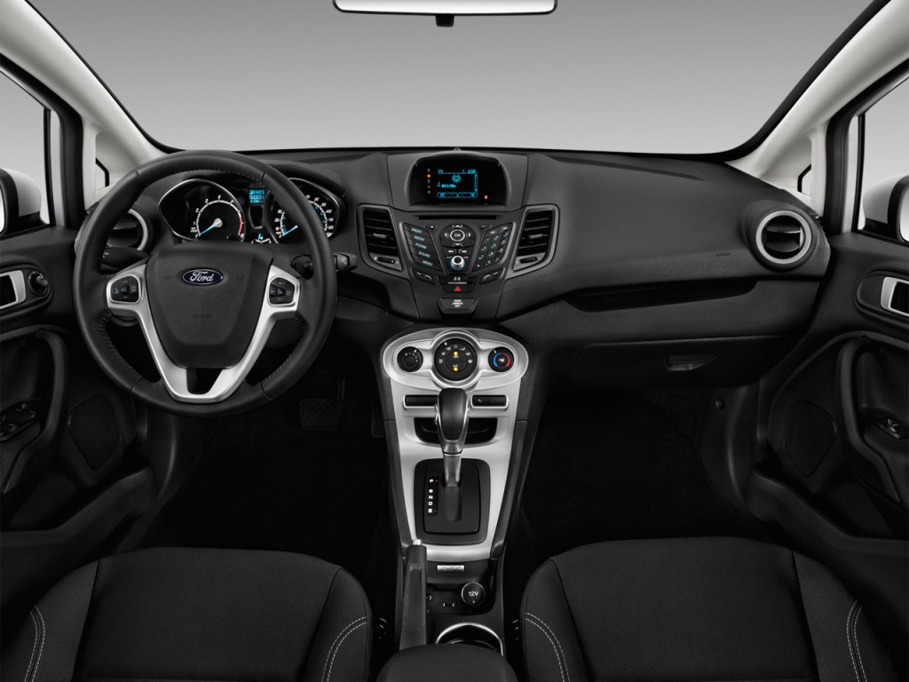 Image: 2016 Ford Fiesta 5dr HB SE Dashboard, size: 1024 x ...