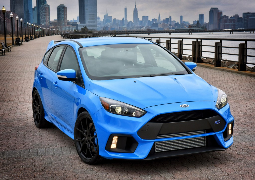 2016 Ford Focus Rs Configurator Goes Live Confirms 36 605 Starting