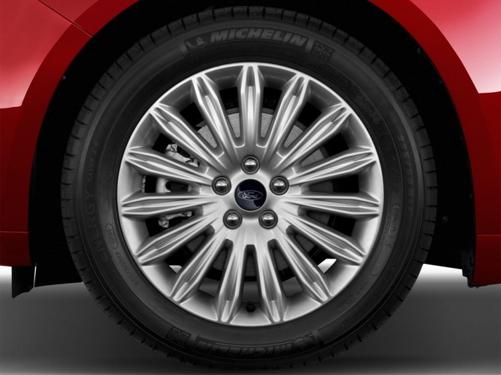 image 2016 ford fusion 4 door sedan se hybrid fwd wheel. Black Bedroom Furniture Sets. Home Design Ideas