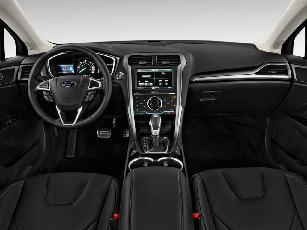 image 2016 ford fusion energi 4 door sedan titanium dashboard size 1024 x 768 type gif. Black Bedroom Furniture Sets. Home Design Ideas