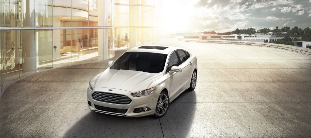 270K Ford Fusion sedans recalled over rollaway risk