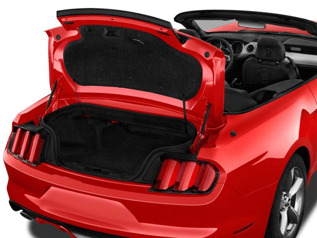 Image 2016 Ford Mustang 2 Door Convertible Gt Premium