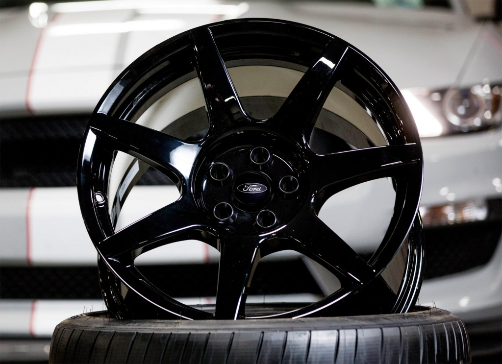 Ford Mustang Shelby Gt S Carbon Fiber Wheels L