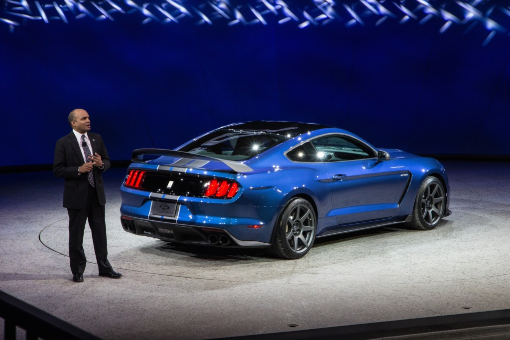 Ford Shelby Gt R Mustang L