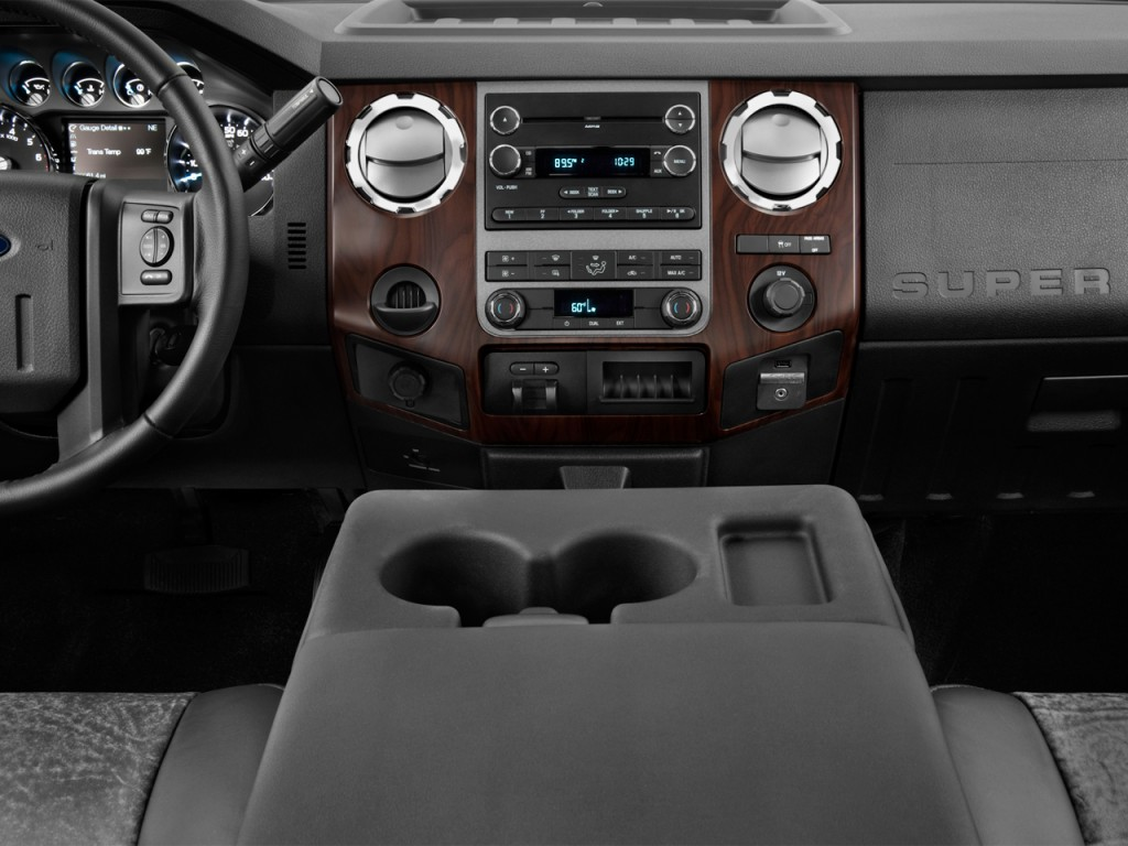 """Used Nissan Altima For Sale >> Image: 2016 Ford Super Duty F-250 SRW 2WD SuperCab 142"""" Lariat Instrument Panel, size: 1024 x ..."""