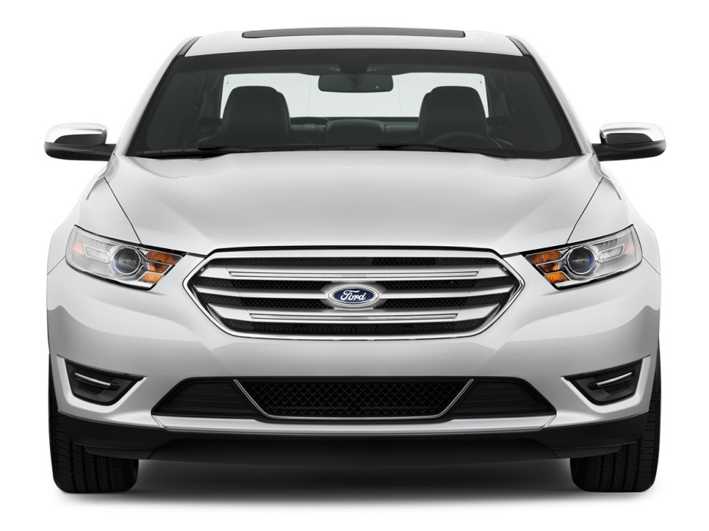 image 2016 ford taurus 4 door sedan limited fwd front. Black Bedroom Furniture Sets. Home Design Ideas