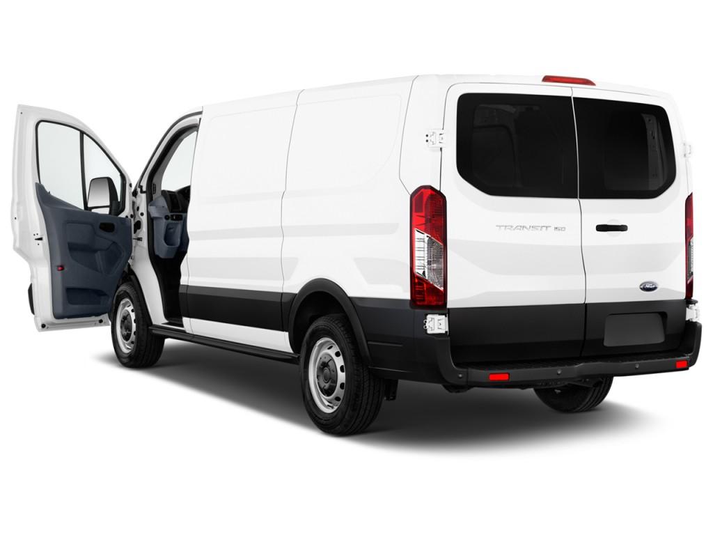 image 2016 ford transit cargo van t 150 130 low rf 8600. Black Bedroom Furniture Sets. Home Design Ideas