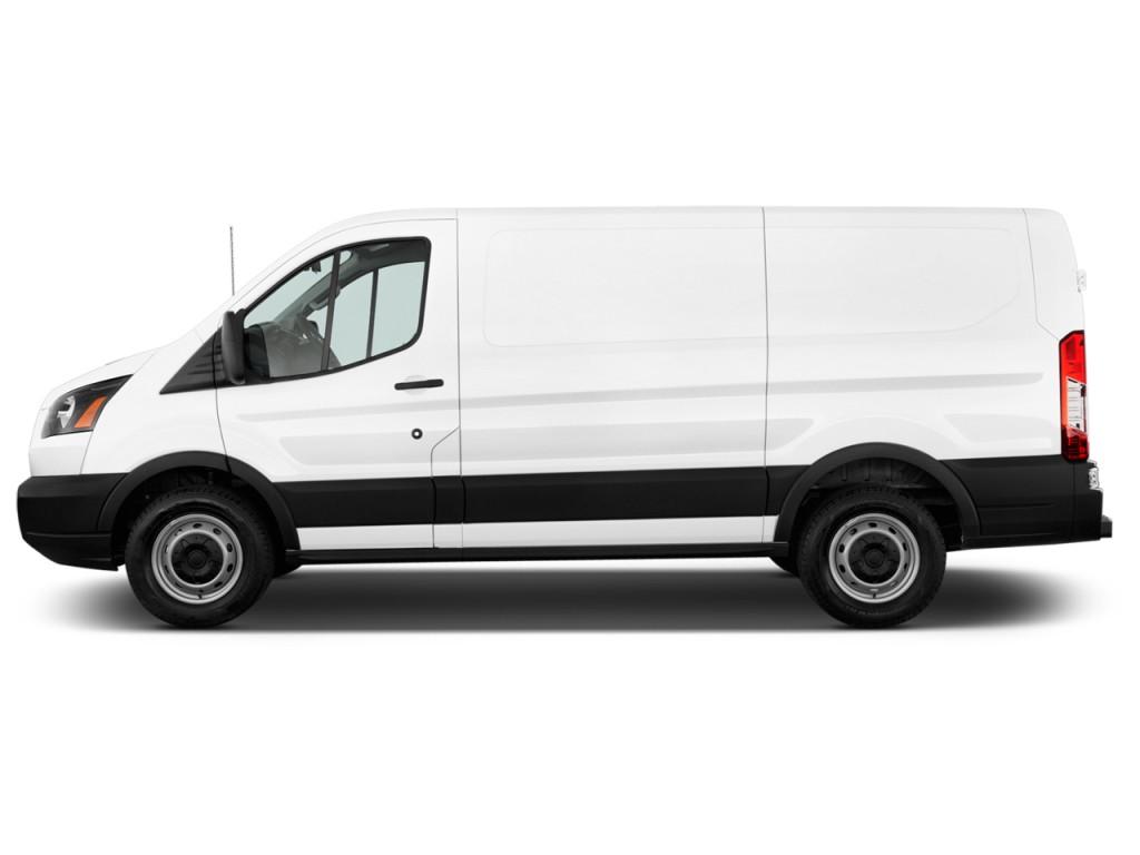 Image 2016 Ford Transit Cargo Van T 150 130 Quot Low Rf 8600