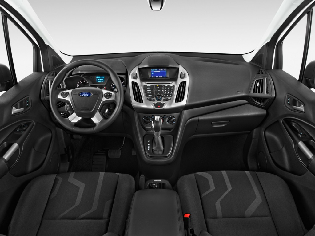 Image: 2016 Ford Transit Connect LWB XLT Dashboard, size ...
