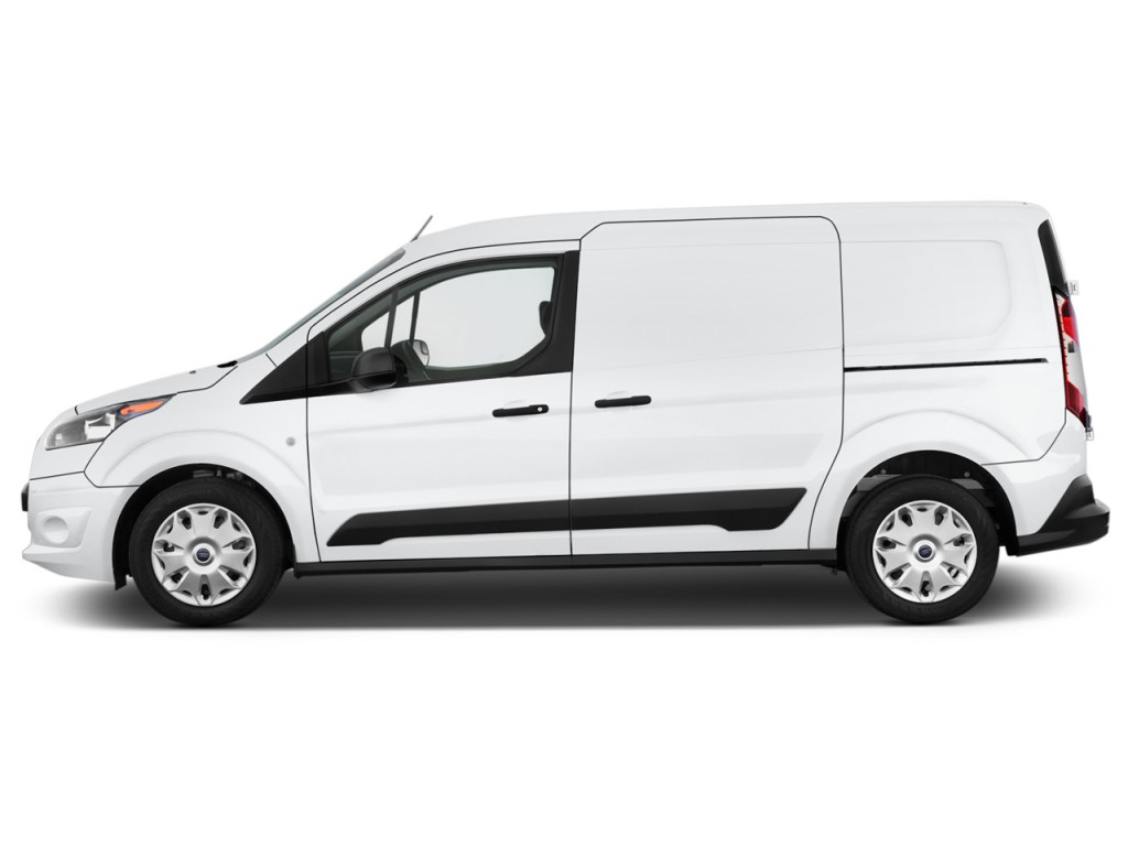 Image 2016 Ford Transit Connect Lwb Xlt Side Exterior