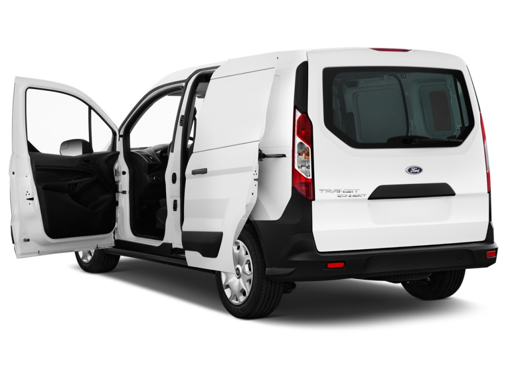 2016 Ford Transit Connect SWB XL w/Rear Liftgate Open Doors  sc 1 st  Green Car Reports & Image: 2016 Ford Transit Connect SWB XL w/Rear Liftgate Open Doors ...