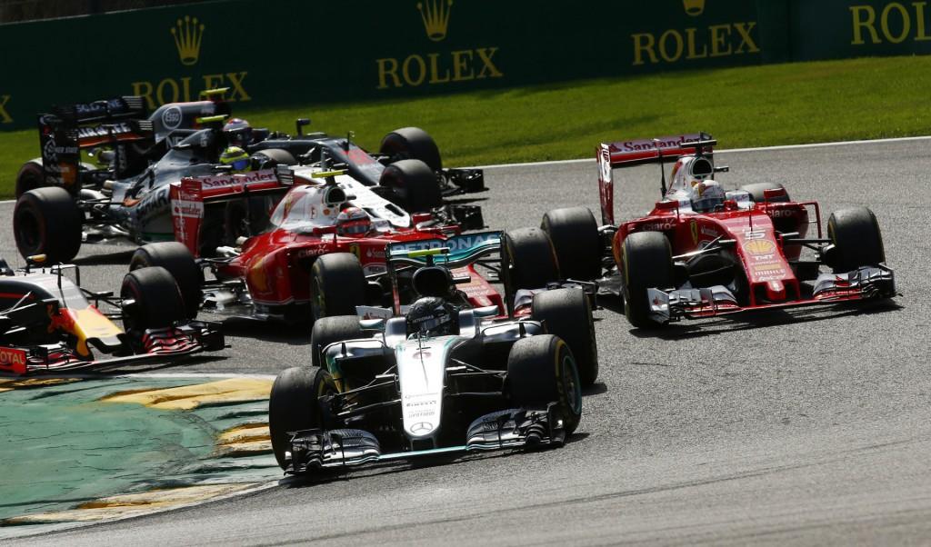 2016 Formula One Belgian Grand Prix