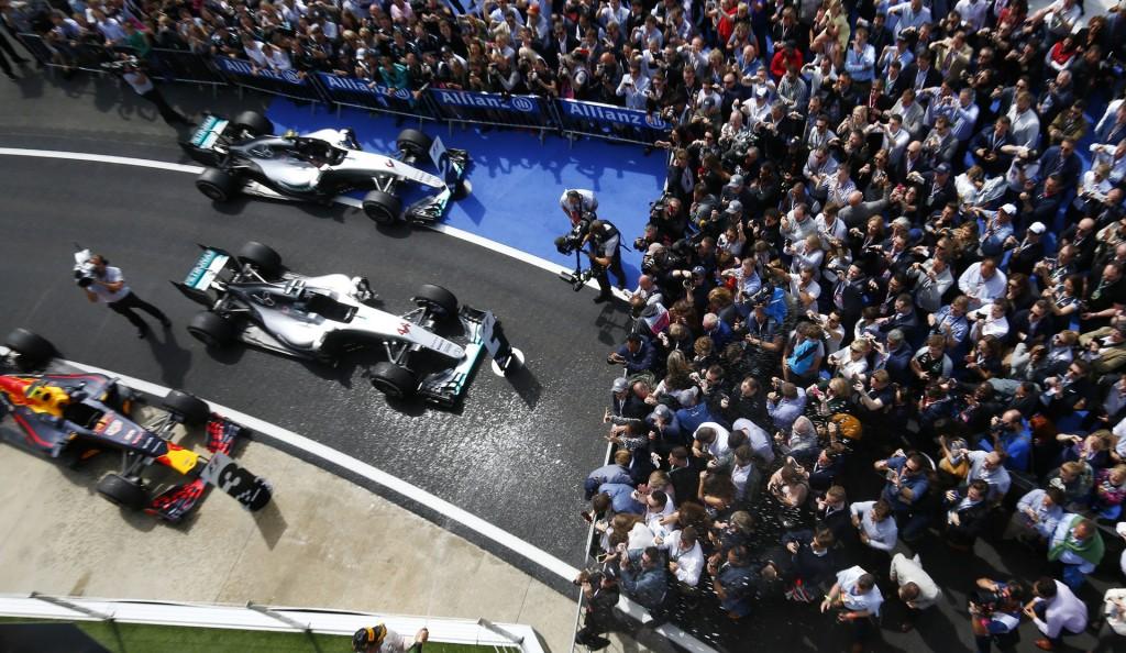 2016 Formula One British Grand Prix