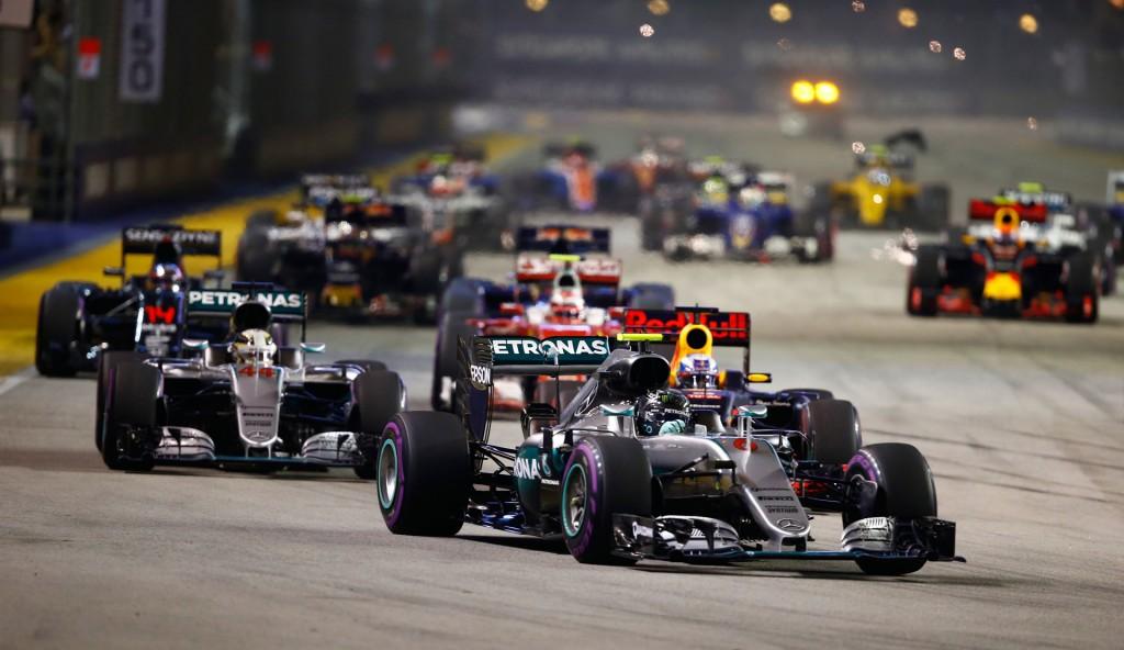 2016 Formula One Singapore Grand Prix