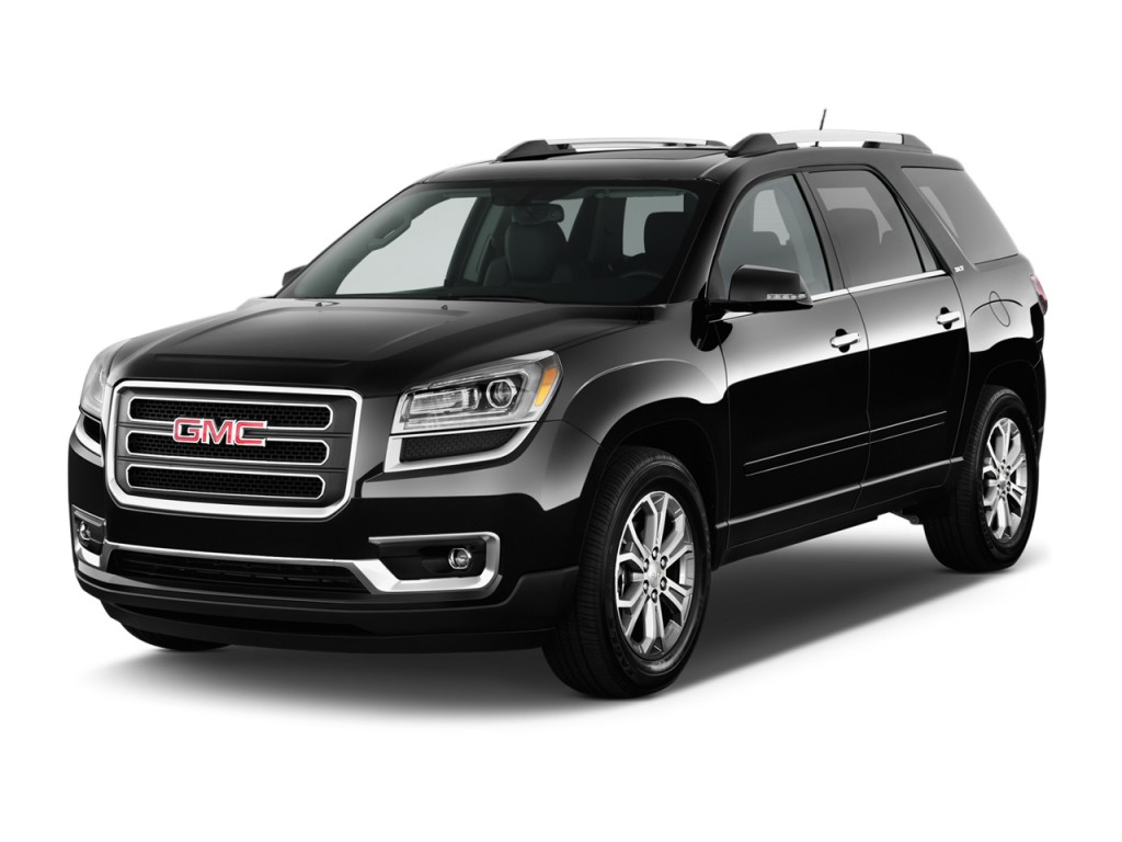Nissan Altima Gas Mileage >> Image: 2016 GMC Acadia FWD 4-door SLT w/SLT-1 Angular Front Exterior View, size: 1024 x 768 ...