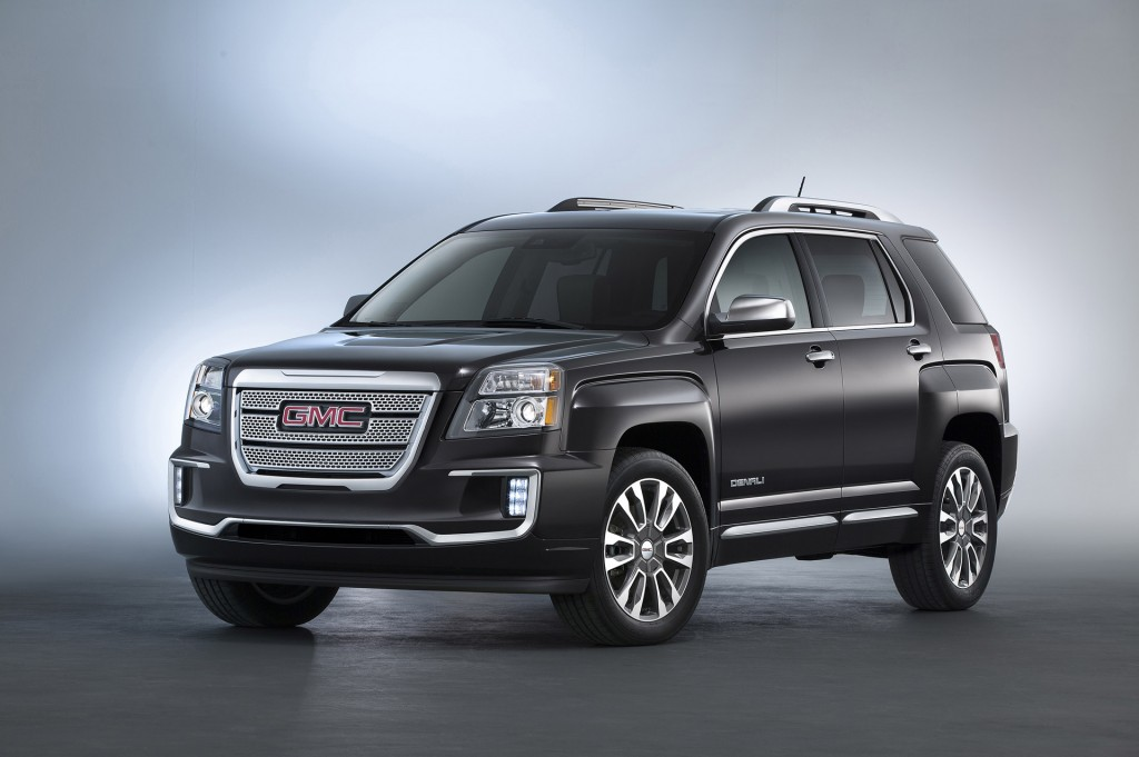2017 Gmc Terrain Prices And Expert Review The Car Connection