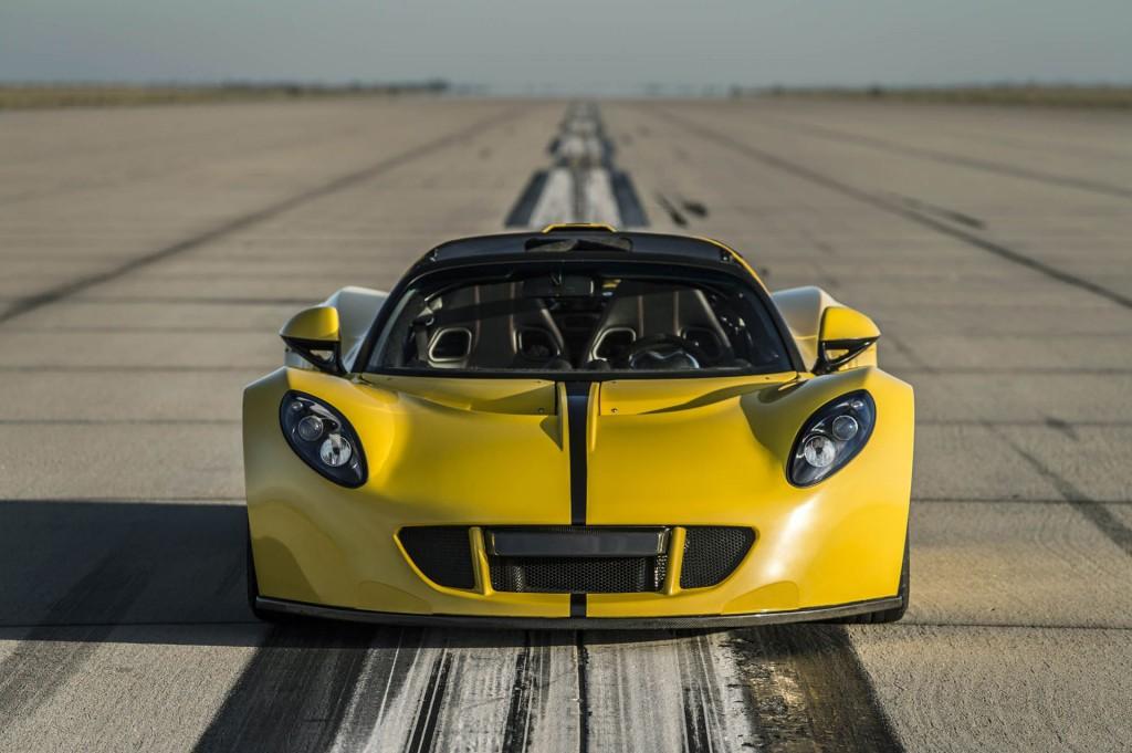 2016 Hennessey Venom GT Spyder, Naval Air Station Lemoore