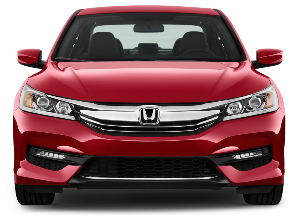 image 2016 honda accord sedan 4 door i4 cvt sport front exterior view size 1024 x 768 type. Black Bedroom Furniture Sets. Home Design Ideas