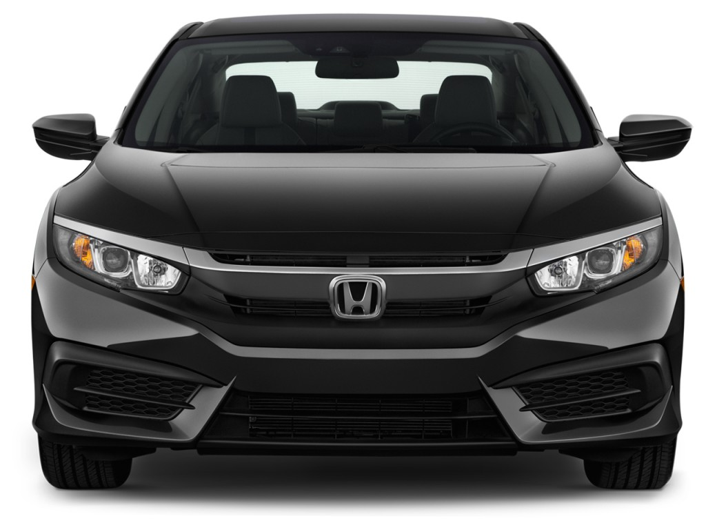 image 2016 honda civic 4 door cvt lx front exterior view size 1024 x 768 type gif posted. Black Bedroom Furniture Sets. Home Design Ideas