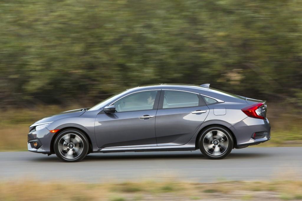 Image 2016 Honda Civic Sedan Touring Size 1024 X 682 Type Gif Posted On October 18