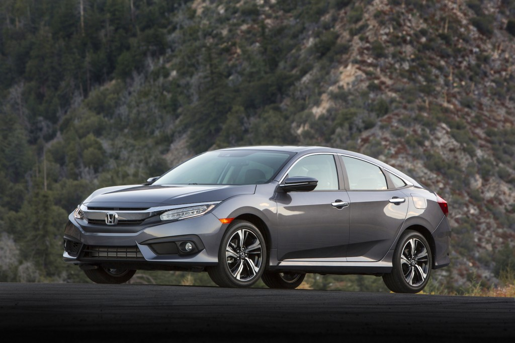 2016 North American Car And Truck Of The Year Awards Go To Honda Civic And Volvo XC90
