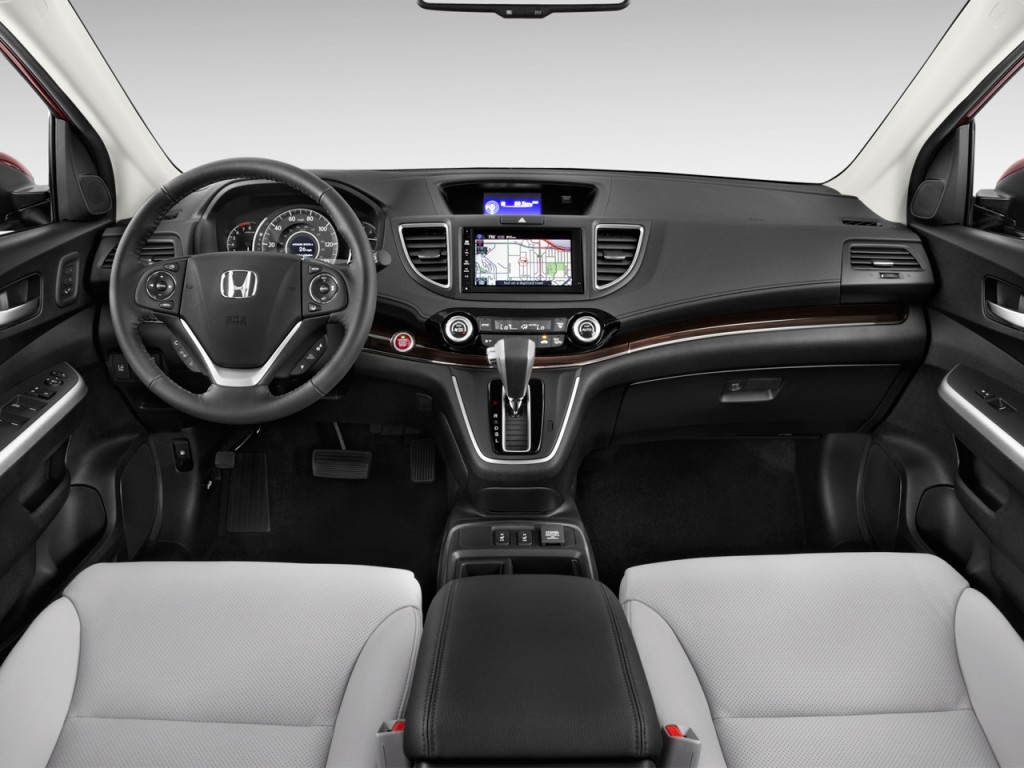 Image: 2016 Honda CR-V 2WD 5dr Touring Dashboard, size: 1024 x 768, type: gif, posted on ...