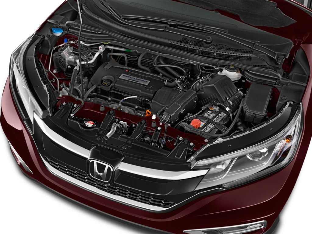 Image: 2016 Honda CR-V 2WD 5dr Touring Engine, size: 1024 x 768, type: gif, posted on: November ...