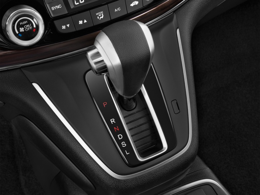 Image: 2016 Honda CR-V 2WD 5dr Touring Gear Shift, size ...