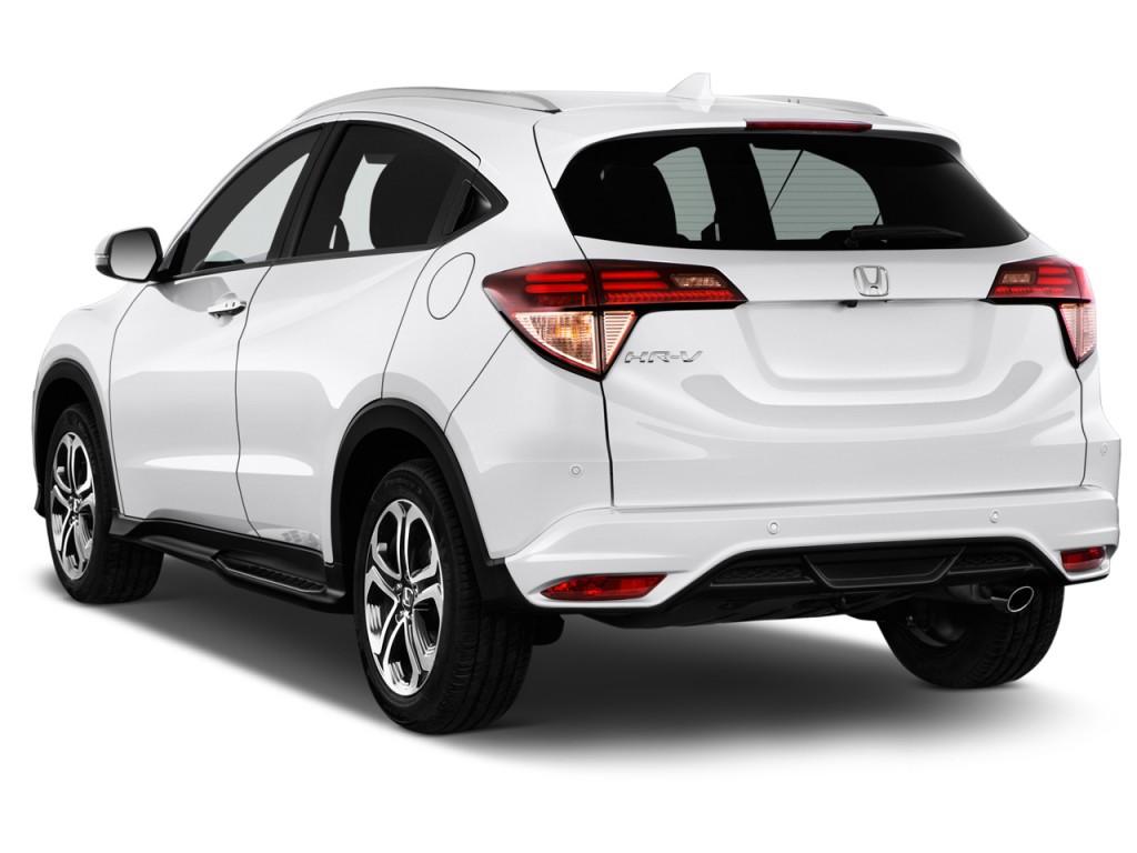 Image: 2016 Honda HR-V 2WD 4-door CVT EX-L w/Navi Angular ...