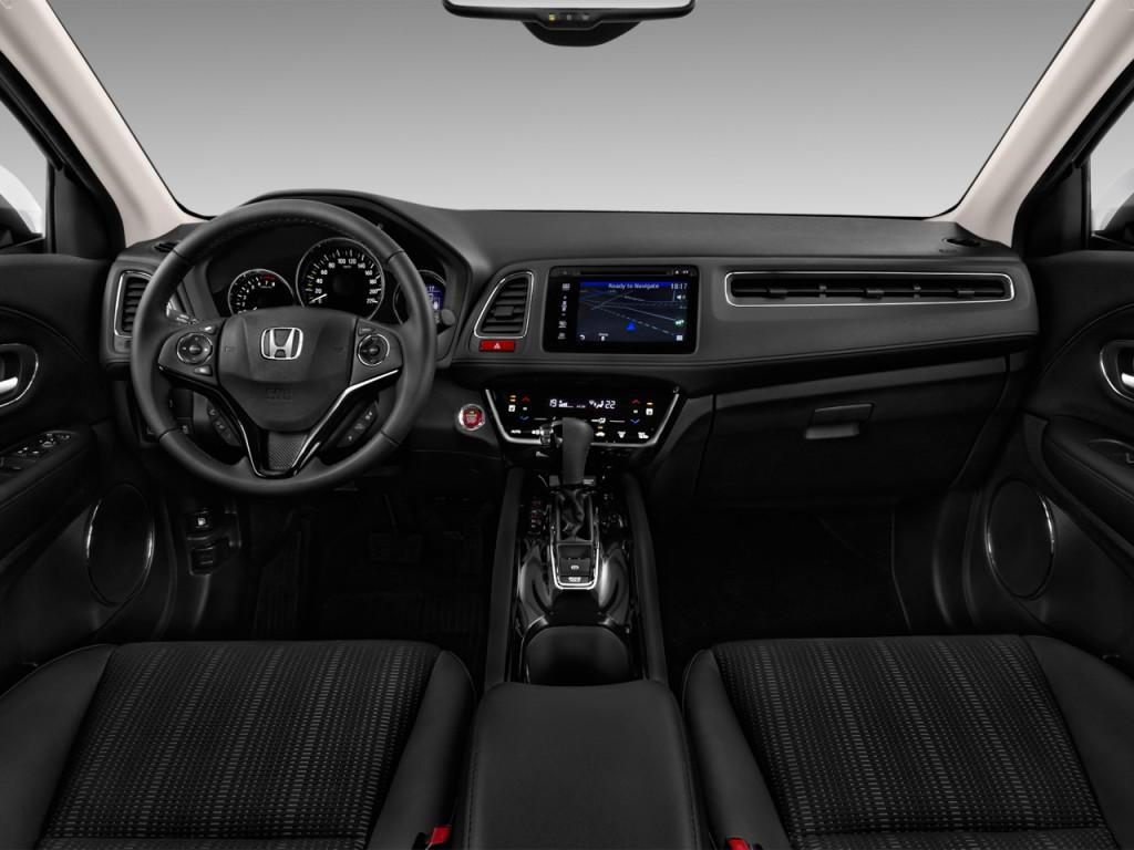Image: 2016 Honda HR-V 2WD 4-door CVT EX-L w/Navi ...