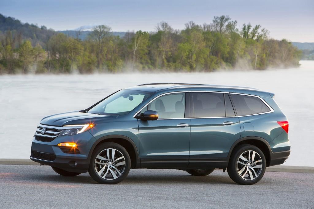Long-Term Test Drive: Which 2016 Honda Pilot trim level should you buy?