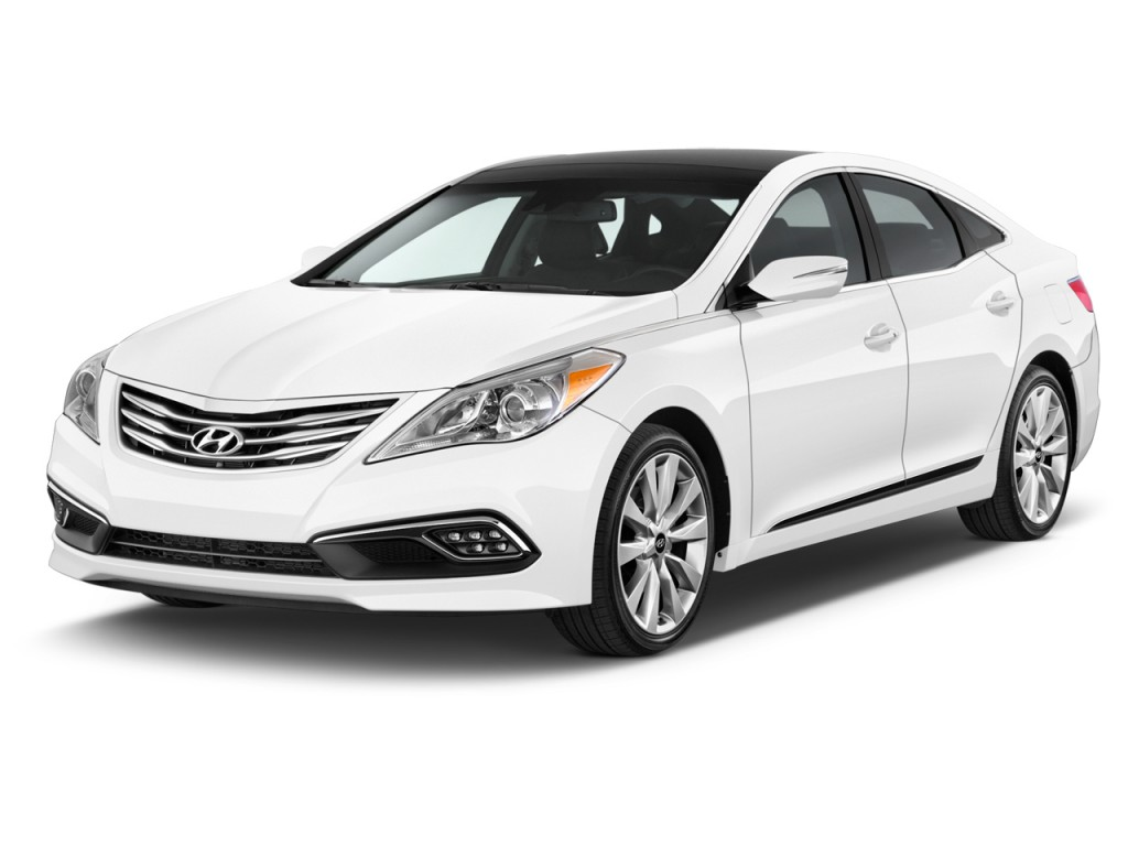 2016 Hyundai Azera Review Ratings Specs Prices And Photos The Car Connection