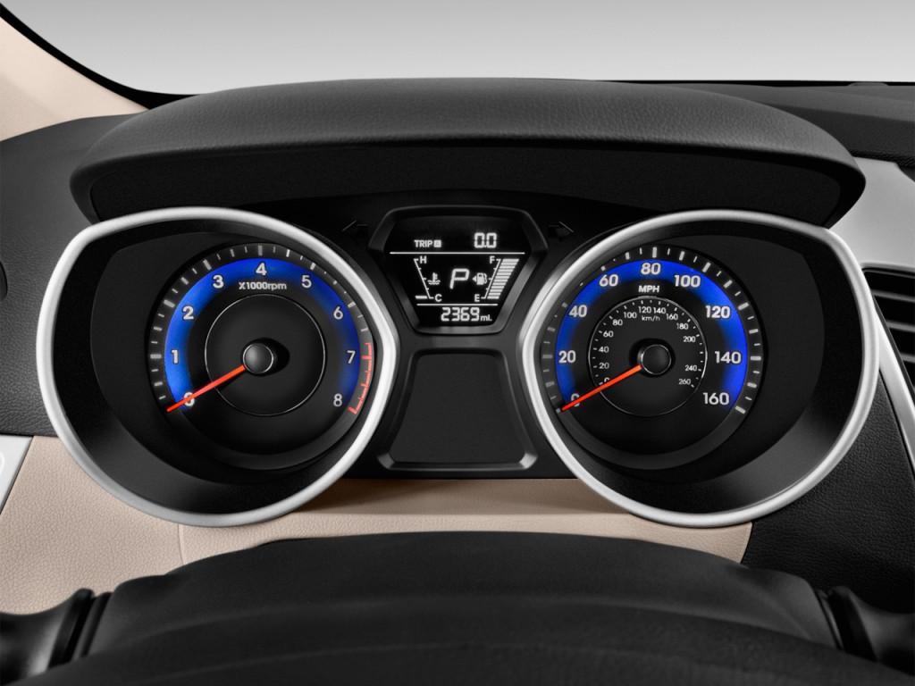 image 2016 hyundai elantra 4 door sedan auto value edition alabama plant instrument cluster. Black Bedroom Furniture Sets. Home Design Ideas