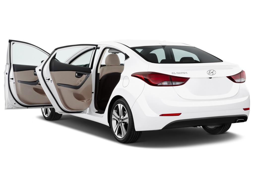 Image: 2016 Hyundai Elantra 4-door Sedan Auto Value Edition (Alabama