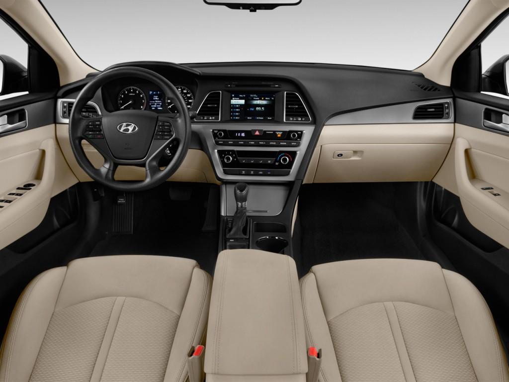 image 2016 hyundai sonata 4 door sedan 1 6t eco dashboard size 1024 x 768 type gif posted. Black Bedroom Furniture Sets. Home Design Ideas