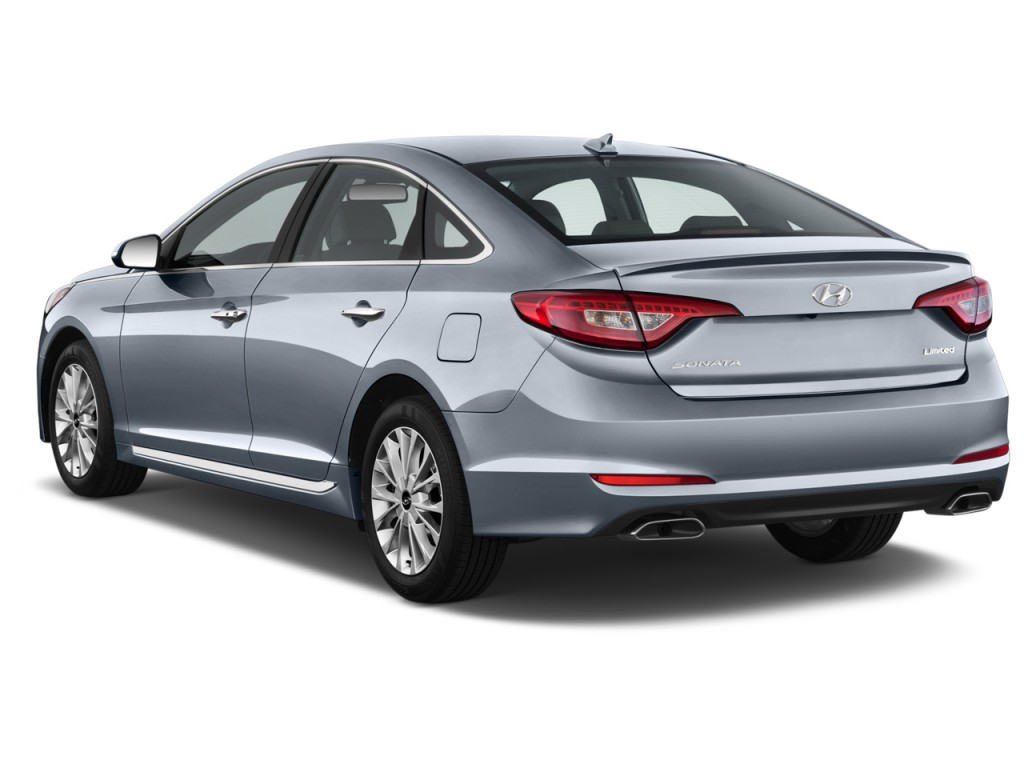 Image 2016 Hyundai Sonata 4 Door Sedan 2 4l Limited
