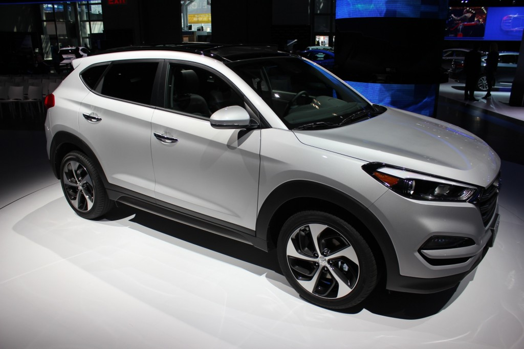 2016 Hyundai Tucson Video Preview