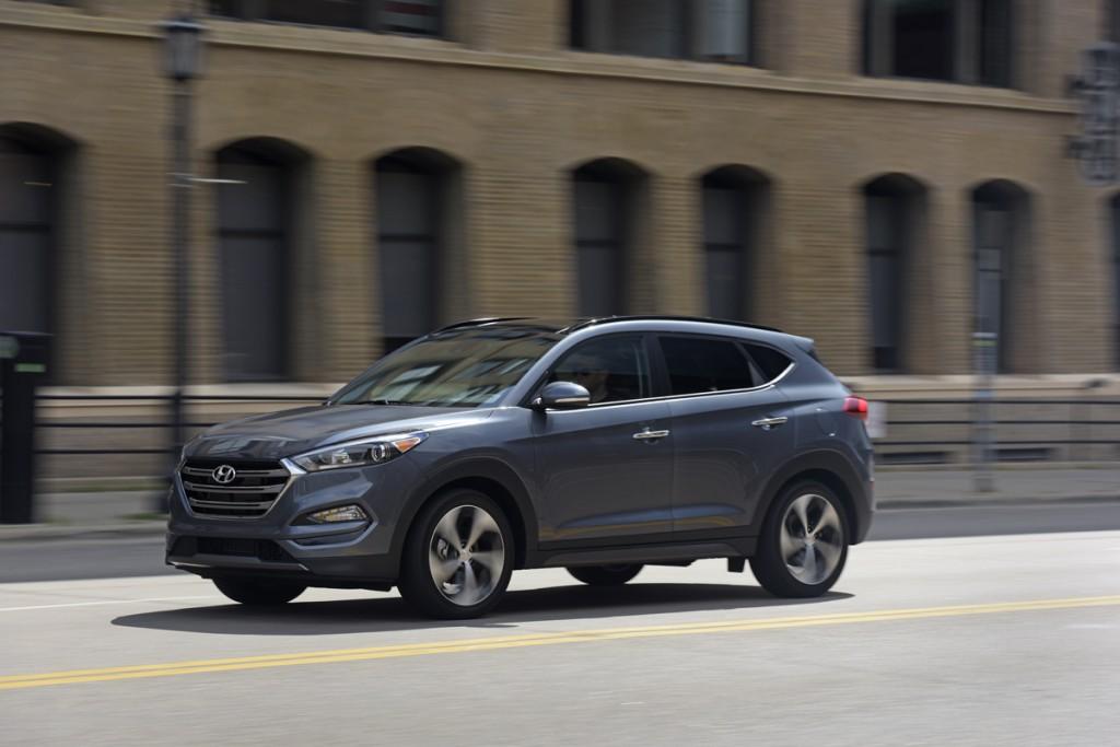 "Tucson 2017 Vs Tucson 2018 >> Hyundai Adding Up To Four New Crossover SUVs In ""Permanent ..."