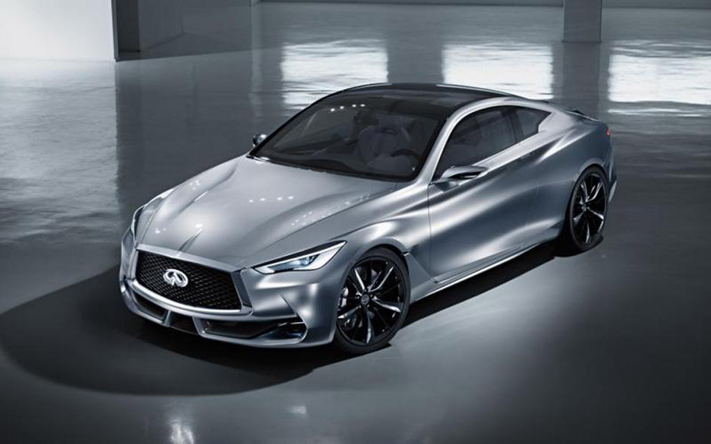 2017 Infiniti Q60 2016 Lexus Gs F Mercedes F015 Concept This Week S Top Photos