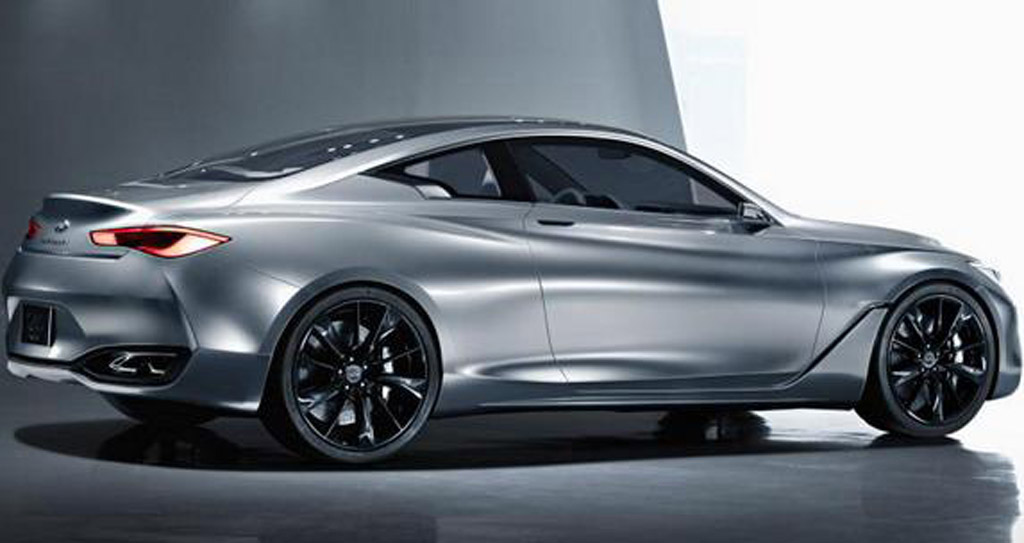 Infiniti G37 2018 >> 2017 Infiniti Q60 Concept Revealed Ahead Of Detroit Debut--New Photos