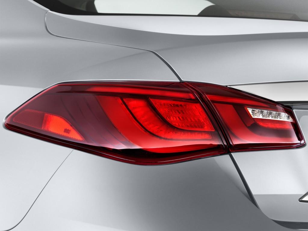 Image: 2016 Infiniti Q70 4-door Sedan V6 RWD Tail Light ...