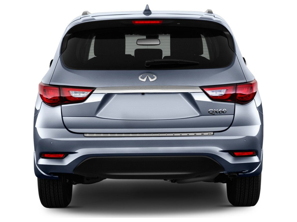 image 2016 infiniti qx60 fwd 4 door rear exterior view. Black Bedroom Furniture Sets. Home Design Ideas