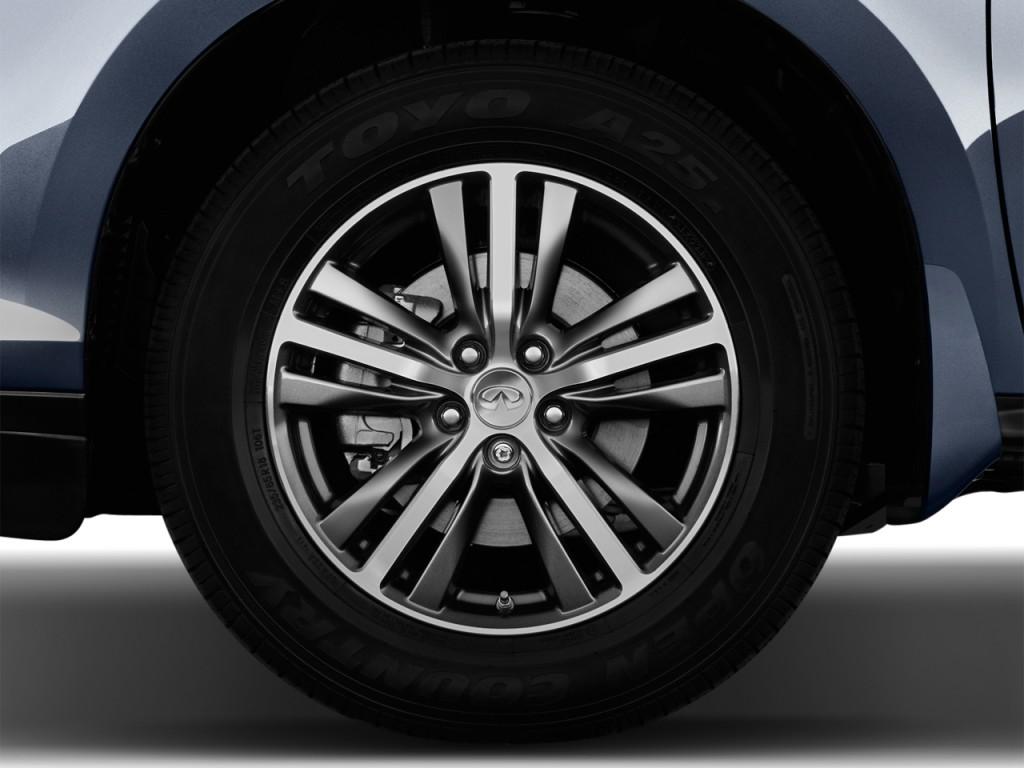 Image: 2016 Infiniti QX60 FWD 4-door Wheel Cap, size: 1024 ...