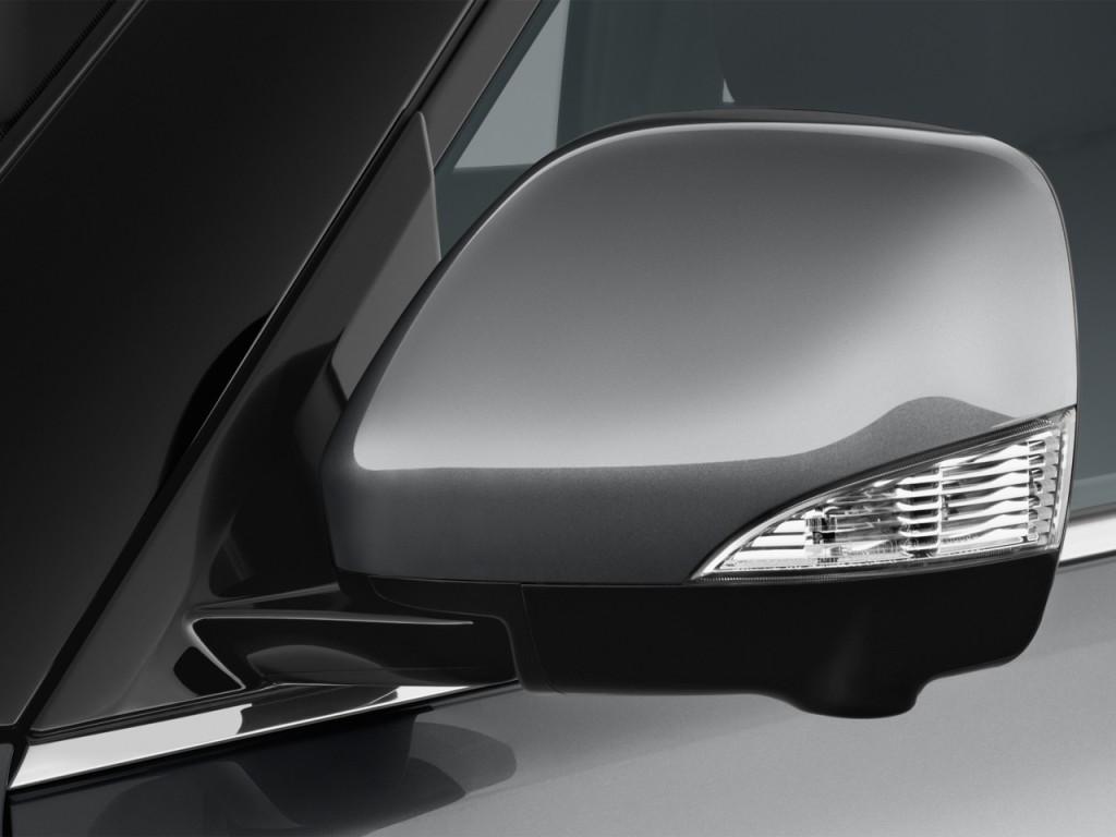Image: 2016 Infiniti QX80 2WD 4-door Mirror, size: 1024 x ...