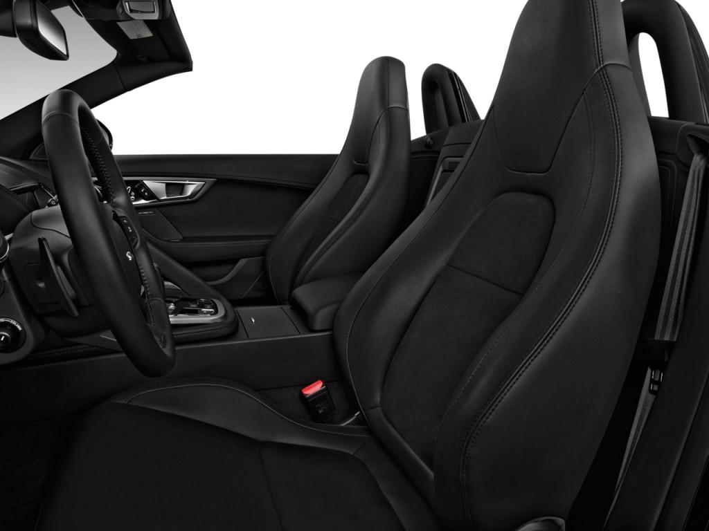 Image: 2016 Jaguar F-Type 2-door Convertible Auto RWD ...