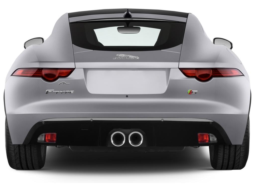 image 2016 jaguar f type 2 door coupe auto rwd rear. Black Bedroom Furniture Sets. Home Design Ideas