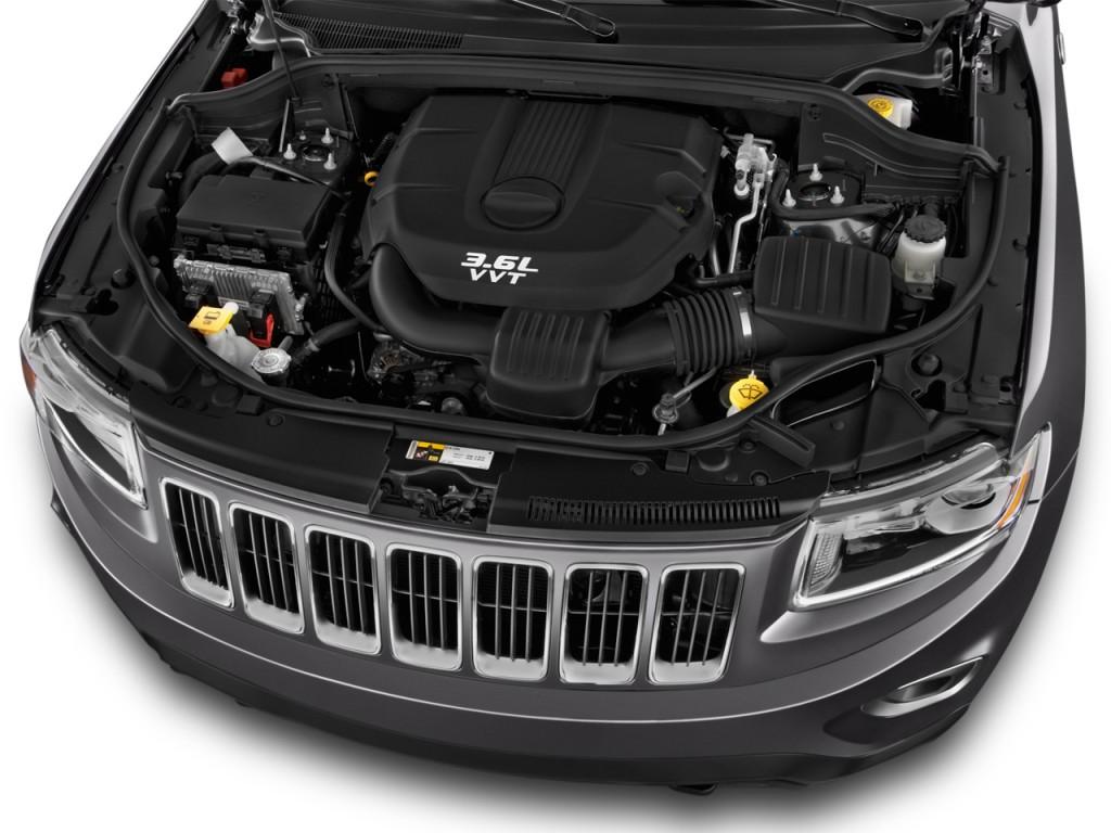 Image 2016 jeep grand cherokee 4wd 4 door laredo engine for Jeep grand cherokee laredo motor
