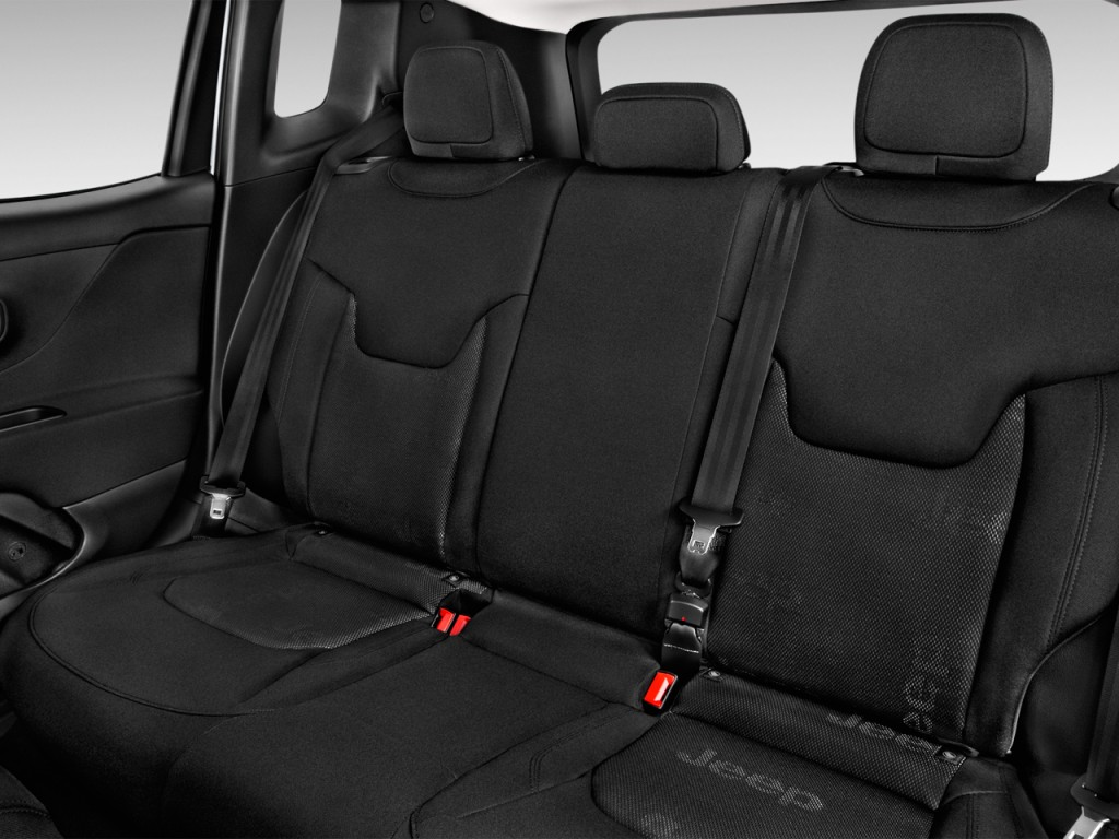 Image 2016 Jeep Renegade Fwd 4 Door Sport Rear Seats Size 1024 X 768 Type Gif Posted On